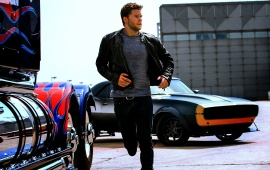 Jack Reynor Transformers Age Of Extinction 2014
