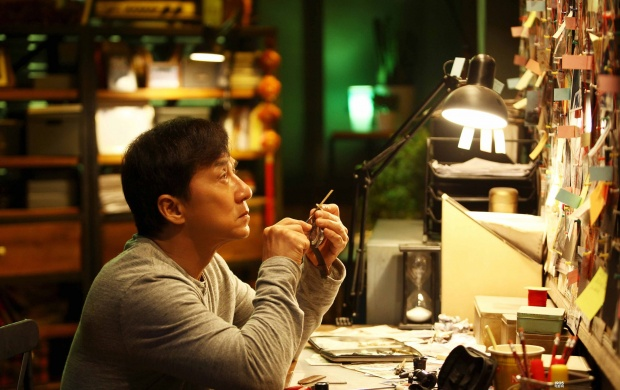 Jackie Chan In Skiptrace 2016 Wallpapers