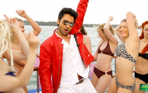 Jackky Bhagnani Welcome 2 Karachi (click to view)