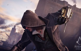 Jacob Frye Hidden Blade Assassins Creed Syndicate