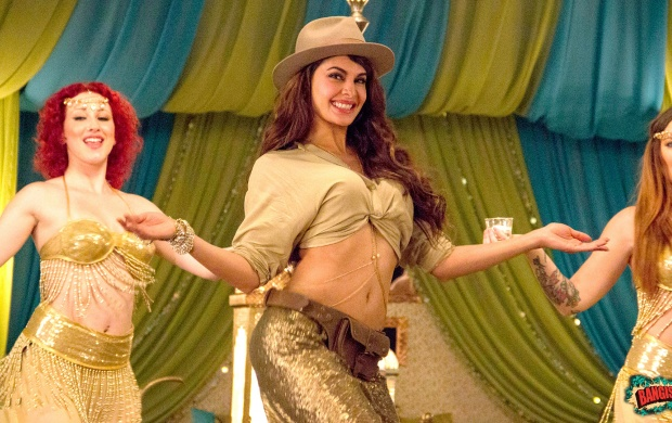 Jacqueline Fernandez As Cameo Bangistan (click to view)