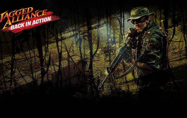 Jagged Alliance Game (click to view)