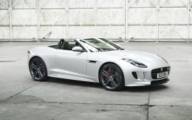 Jaguar F-Type British Design Edition 2016