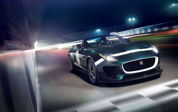 Jaguar F-TYPE Project 7 2014 (click to view)