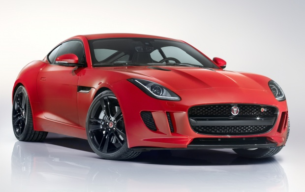 Jaguar F-Type R Coupe 2013 (click to view)