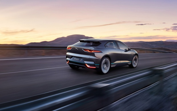 Jaguar I-Pace Concept 2016 (click to view)
