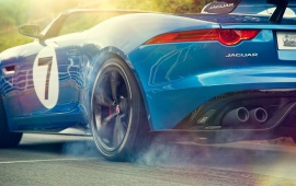 Jaguar Project 7 Concept 2014