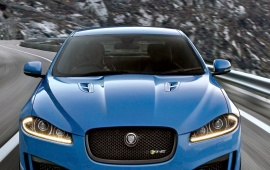 Jaguar XF Road 2015