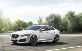 Jaguar XFR Speed Car
