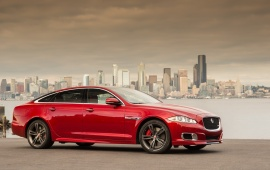 Jaguar XJR long Wheelbase 2014