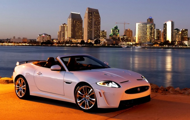 Jaguar XKR-S Convertible 2012 (click to view)