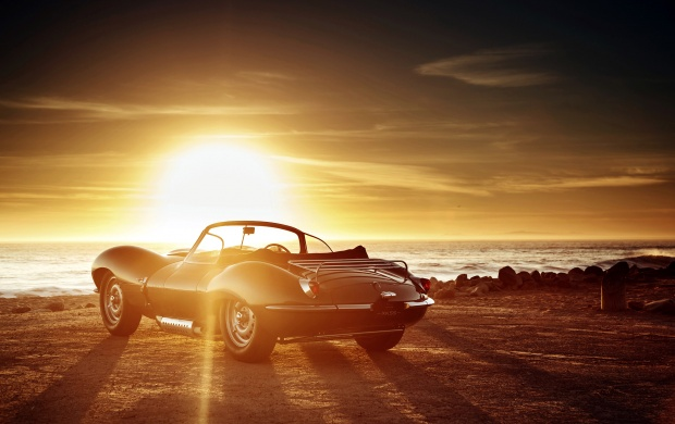 Jaguar XKSS Continuation 2017 (click to view)