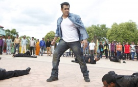 Jai Ho Movie Action Stills
