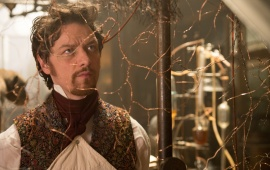 James McAvoy In Victor Frankenstein
