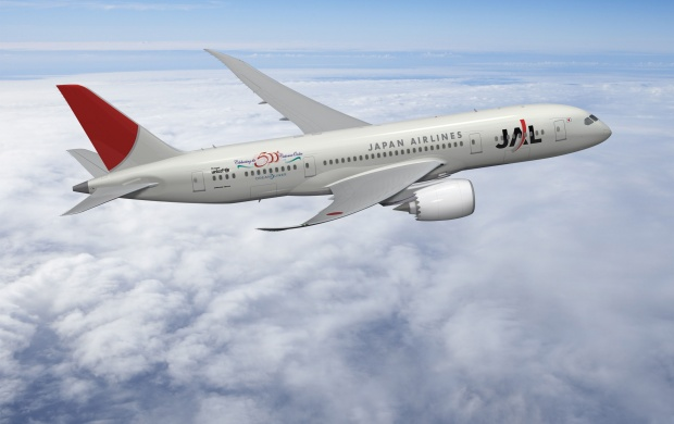 Japan Airlines (click to view)