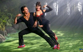 Jatt Tiger Shroff Jacqueline A Flying