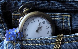 Jeans Pocket In Watches