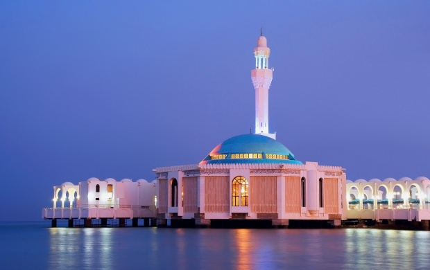 Jeddah Mosque (click to view)