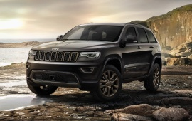 2456 Views Jeep Cherokee 75th Anniversary 2016