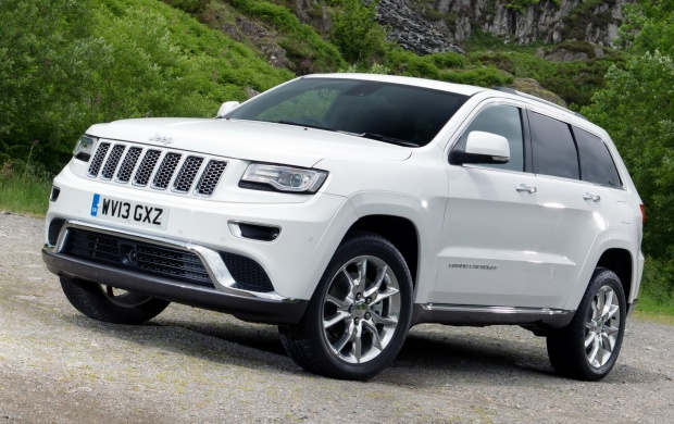 Jeep Drand Cherokee 2014 (click to view)