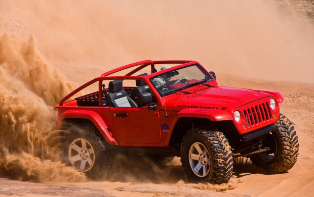 Jeep Lower Forty (click to view)