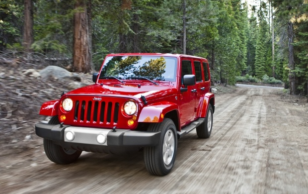 Jeep Wrangler Unlimited Sahara Road Test (click to view)