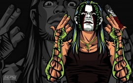 Jeff Hardy Cartoon