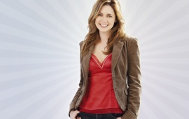 Jenna Fischer cute smile
