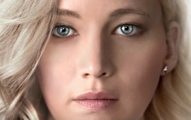 Jennifer Lawrence In Passengers 2016