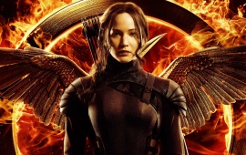 Jennifer Lawrence In The Hunger Games: Mockingjay