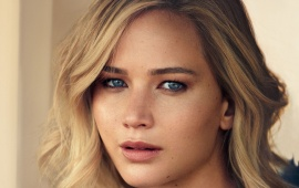 Jennifer Lawrence Vogue 2015