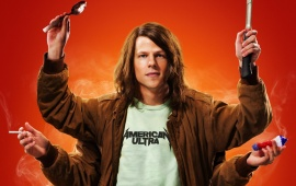 Jesse Eisenberg As Mike Howell American Ultra