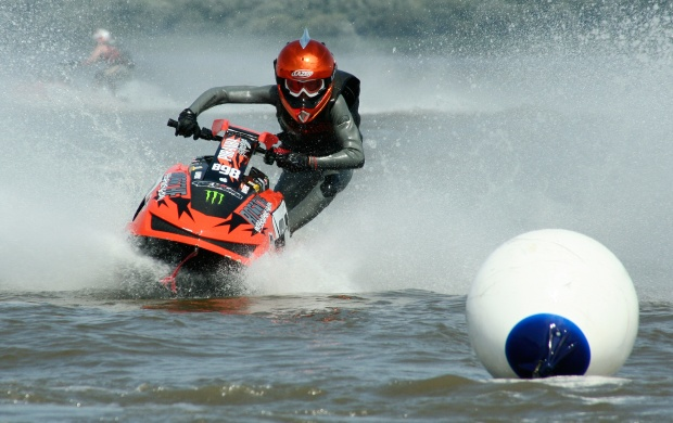 Jet Ski Race (click to view)