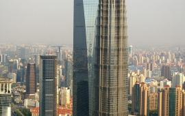 Jinmao Tower, Shanghai