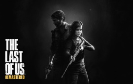 Joel And Ellie Remastered The Last Of Us