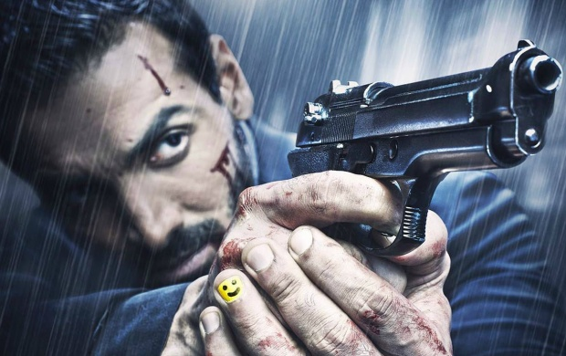 John Abraham As Rocky Kabir Ahlawat Rocky Handsome (click to view)