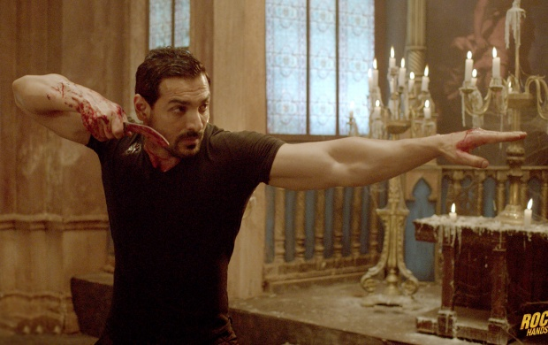 John Abraham Rocky Handsome (click to view)