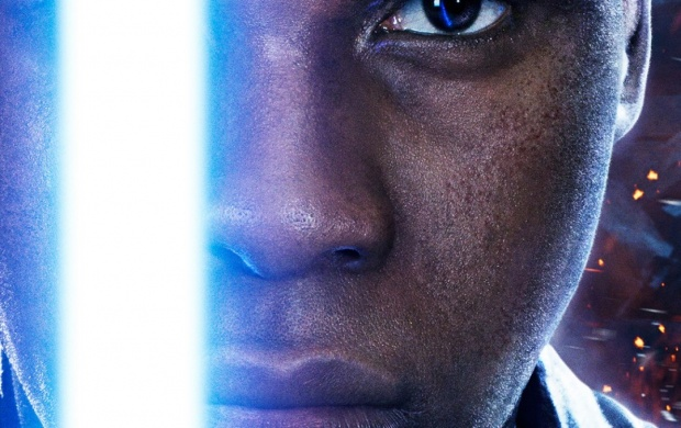 John Boyega As Finn Star Wars 2015 (click to view)