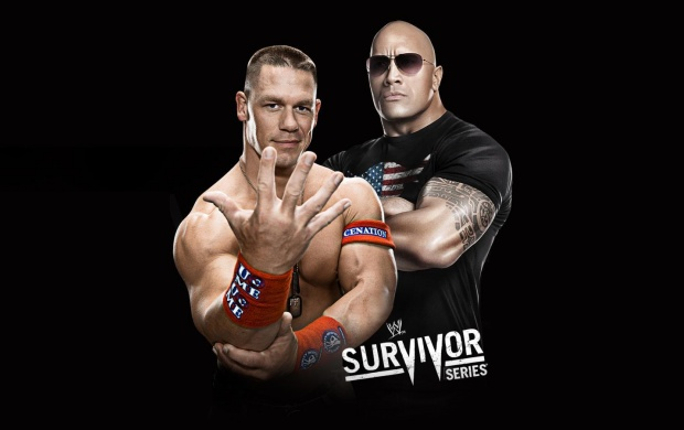 John Cena And The Rock (click to view)