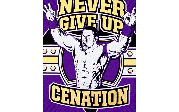John Cena Never Give Up (click to view)