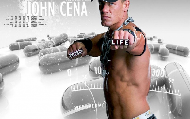 John Cena Word Life (click to view)