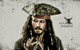 Johnny Depp Pirate