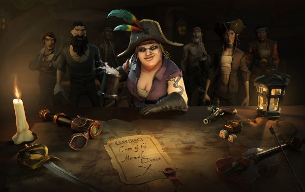 Join The Crew Sea Of Thieves (click to view)
