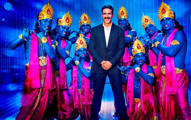 Jolly LLB 2 With Krishna (click to view)