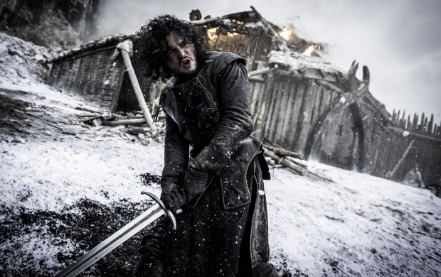 Jon Snow Game Of Thrones (click to view)