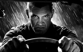Josh Brolin Sin City A Dame To Kill For 2014