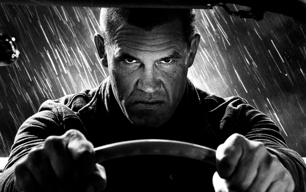 Josh Brolin Sin City A Dame To Kill For 2014 (click to view)