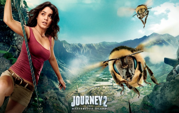 Journey 2 The Mysterious Island 2012 (click to view)