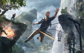 Jump Uncharted 4 A Thief's End