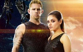 Jupiter Ascending Movie